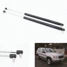 2pcs Auto Tailgate Gas Struts Shock Struts Damper Car Lift Supports for Jeep Grand Cherokee WJ 1999-2004