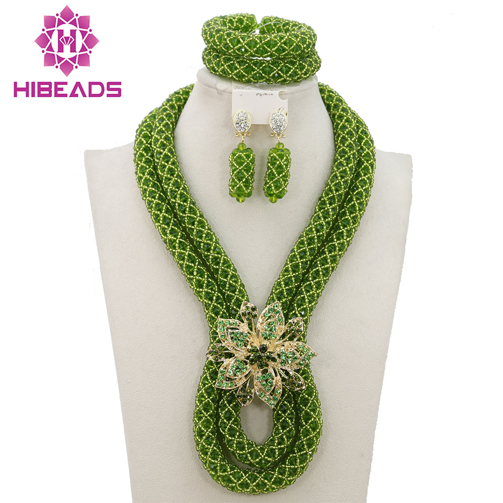 Hot Selling African Beads Marvelous Wedding Jewelry Set Handmade Design Free Shipping BN294Hot Selling African Beads Marvelous Wedding Jewelry Set Handmade Design Free Shipping BN294