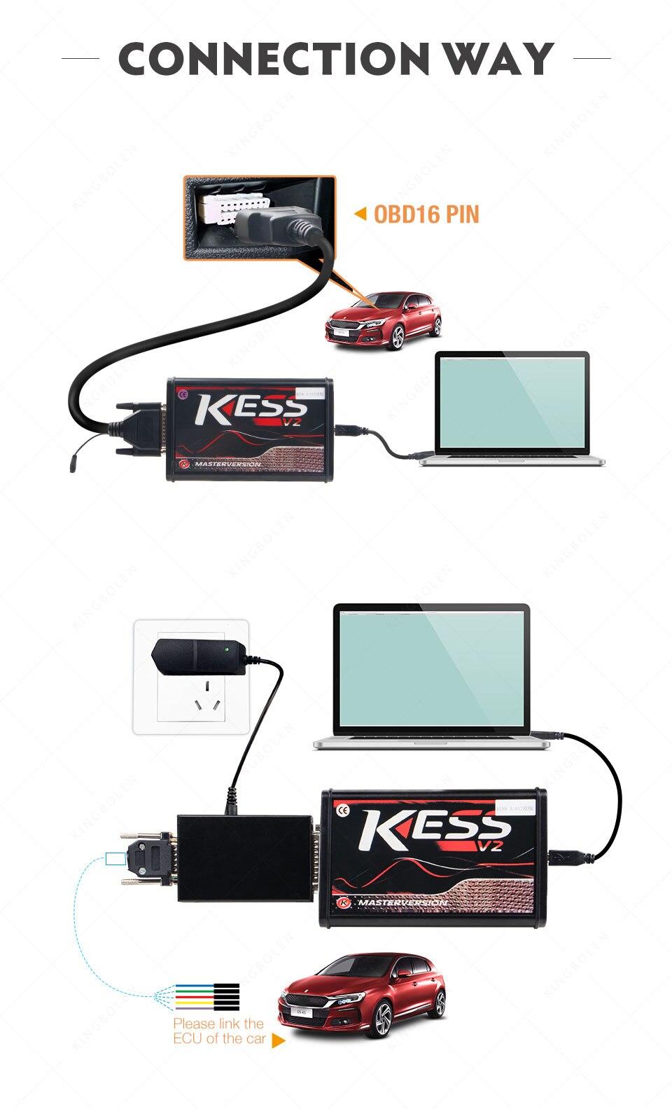 KESS V2 V5.017 EU Red PCB (6)