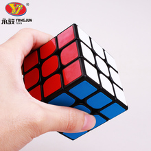 Original Moyu YJ chilong Magic Speed Cube 3x3x3 Enhanced Edition 3 Layer Smooth Magic Cube Professional