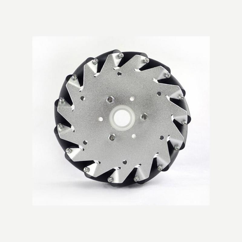 Free Shipping 6 Inch 152mm Aluminum Mecanum Wheels Right Basic Online Wholesale