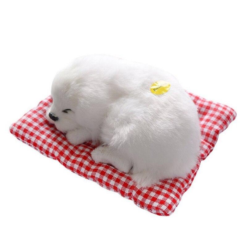 Детские игрушки, милые украшения для кошек, плюшевый пресс Miaul, спящие кошки со звуком, игрушки для мальчиков и девочек, подарки - Название цвета: Style B