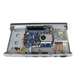 Image 5 - Yanling 19 Inch 1U Rack Server Intel Skylake Celeron 3855U Dual Core Firewall PC Barebone System 6 Lan Support AES NI pfsense