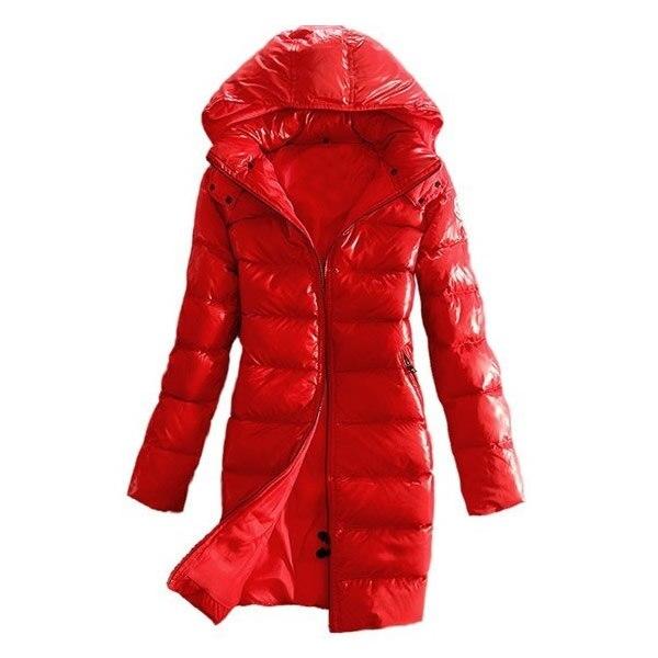 Warme Frühling Winter Frauen Gewachste Jacke Herbst Ente Tu1Jcl35FK