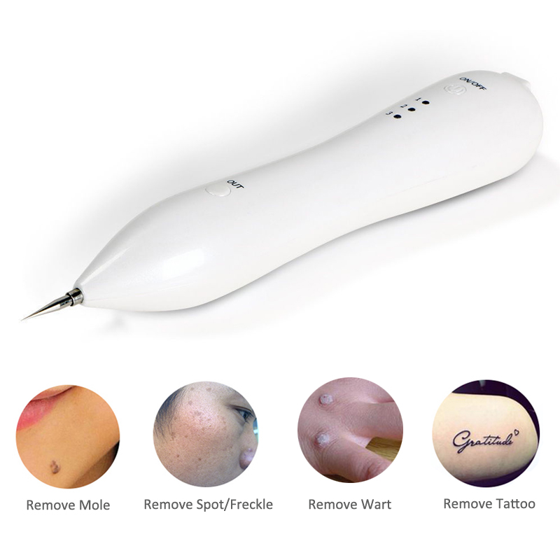 2017 laser mole removal tool dark spot remover freckle for How much is a laser tattoo removal machine