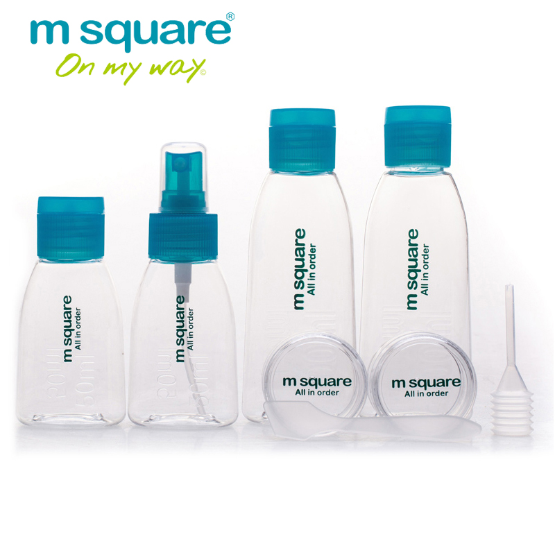 M Square Travel Accessories for Refillable Perfume Bottle Atomizer Perfume Bottles with Spray Clear Empty Cosmetic Containers 5pcs transparent empty cosmetic spray bottle makeup face lotion atomizer 30ml sample bottles perfume cosmetic refillable sprayer