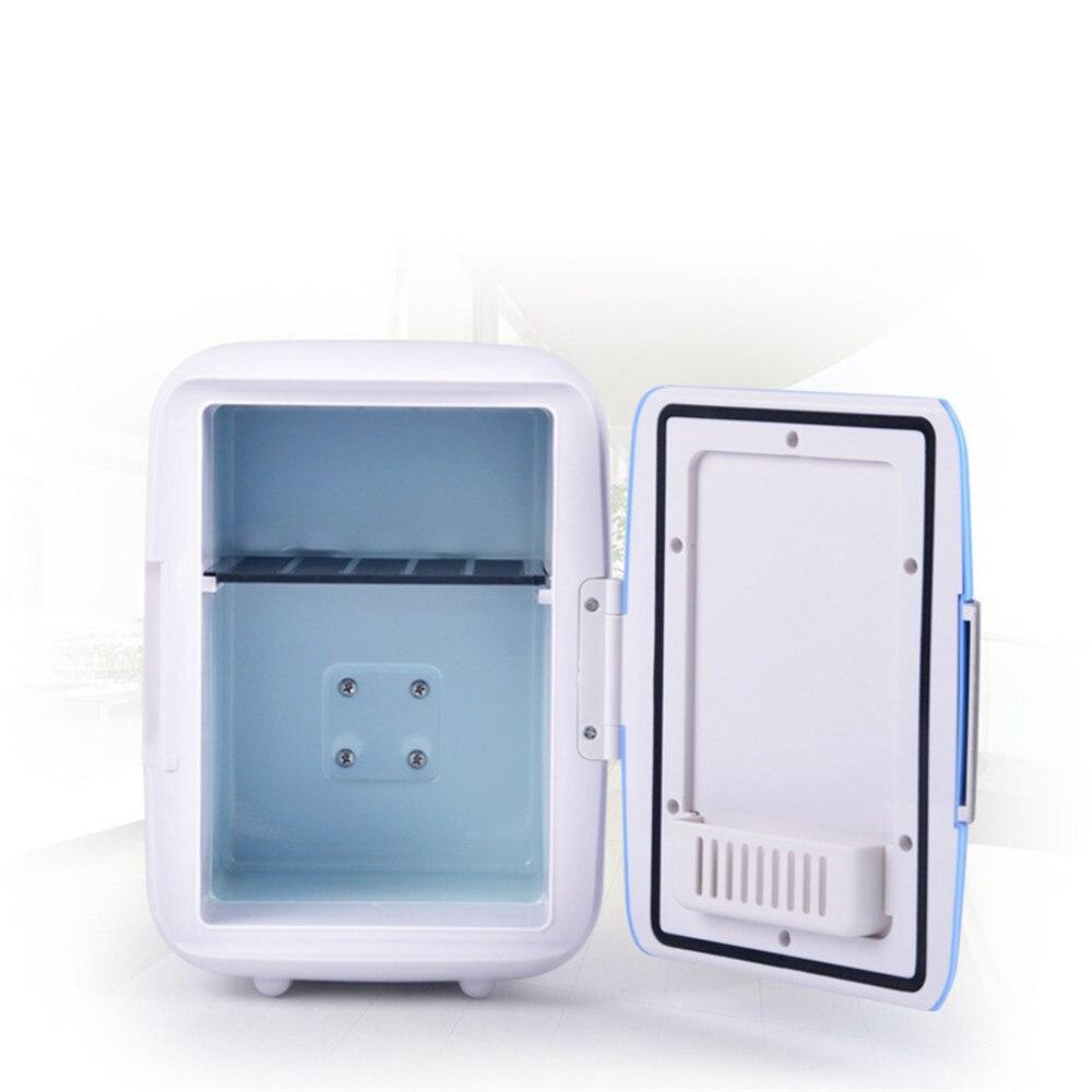 mling Compact Size 4L Car Refrigerators 4L Car Use Refrigerators Ultra Quiet Low Noise Car Mini Refrigerators Freezer Refrigerators     -