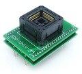 PLCC44 В DIP44 Программист Адаптер Yamaichi IC Программист Адаптер для IC120-0444-306 PLCC44 пакет с разъем 1.27 мм Шаг