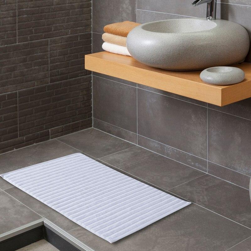 2 Pieces 100  Cotton Solid Color Luxury Jacquard Bath Mat Absorbent Bath  Rugs ThickOnline Get Cheap Luxury Bath Rug  Aliexpress com   Alibaba Group. Luxury Bath Mat. Home Design Ideas