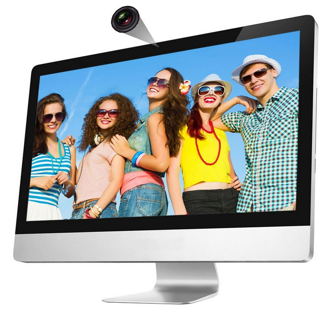 18.5 19 21.5 23.6 23.8 Inch Wifi 1080P Touch Interactive LCD LED TFT HD LG Panel Monitor Display All In One Desktop