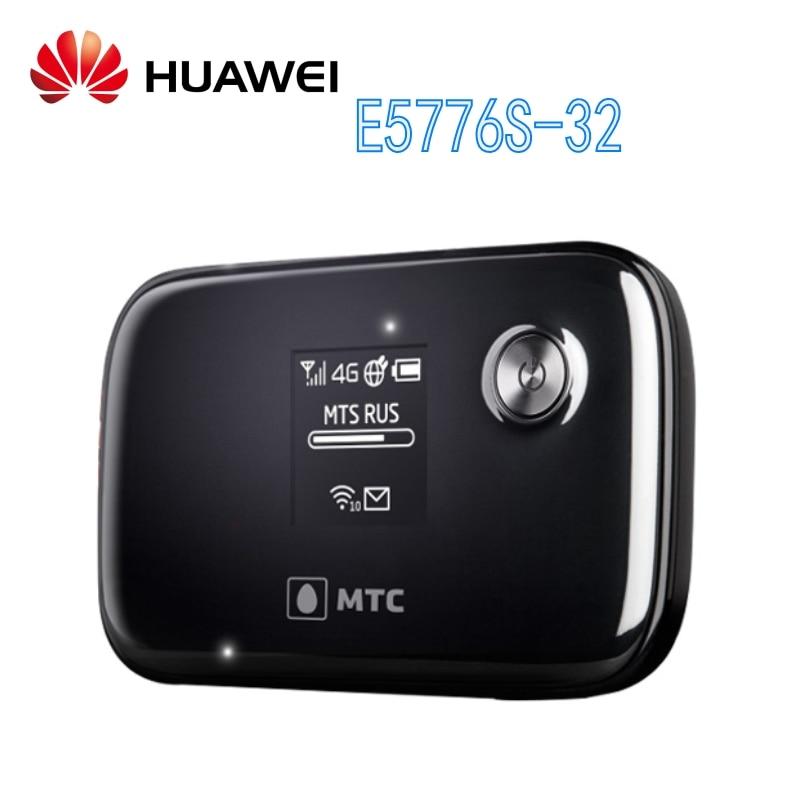 Unlocked 4g modem Huawei E5776s-32 lte 4g Wifi Router Mobile Hotspot huawei  E5776 pk E5577 E5577s-321