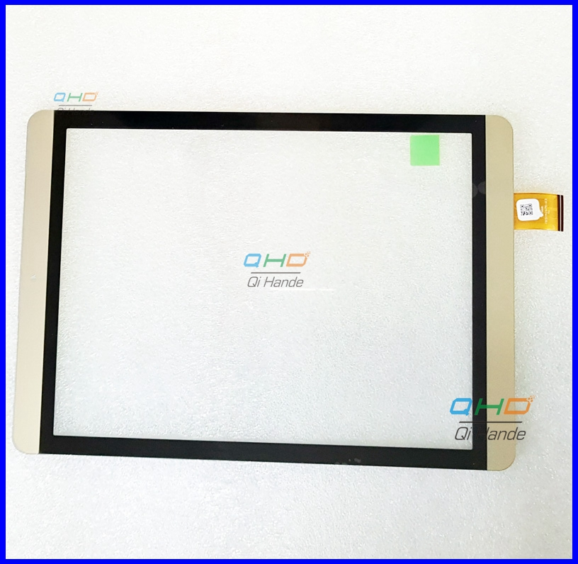 New For 9.7'' Inch Onda V989 Air Touch Screen Digitizer Sensor Tablet PC Replacement Front Panel High Quality
