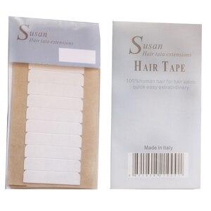 Image 1 - Commercio allingrosso di alta qualità di alta qualità Susan Italia forte nastro estensione dei capelli/capelli/nastro