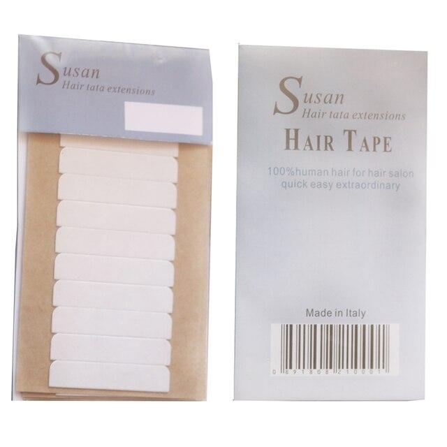 Commercio allingrosso di alta qualità di alta qualità Susan Italia forte nastro estensione dei capelli/capelli/nastro