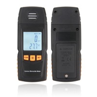Handheld Meter CO Gas Tester Detector Meter Smart Sensor Portable CO Gas Detector LCD Digital Carbon