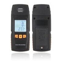 Handheld Meter CO Gas Tester Detector Meter Smart Sensor Portable CO Gas Detector LCD Digital Carbon