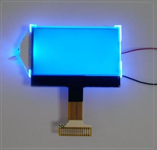 12864B 128*64 Dots Matrix Grafisch Lcd Module Scherm Backlight Voor ESR T3 T4 Esr Meter Crystal Tester