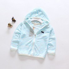 Baby Boys Girls Clothing Hoodies Sun Protection