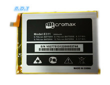 New High Quality Micromax E311 3800mAh Battery For Micromax E311 Mobile phone стоимость