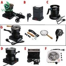 Стартер для угля кальяна с европейской вилкой, 220 В, электронный нагреватель угля для кальяна, аксессуары для кальяна