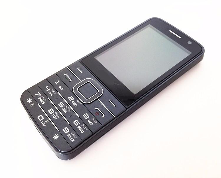 Телефон на 4 сим карты.Купить красивый и качественный телефон на 4 симки, Цена 2990 рублей. Бесплатная доставка по России!