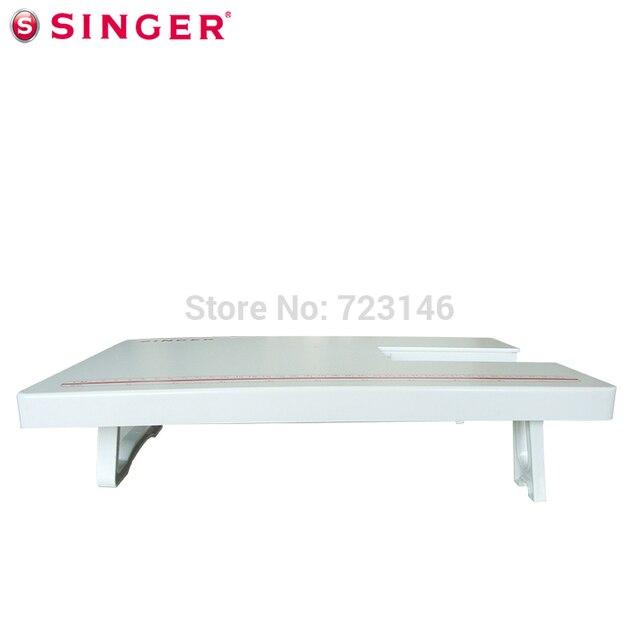 Nueva mesa de extensión para máquina de coser SINGER 4411 4423 4432 5511 5523 de longitud 420mm de ancho 290MM de alto 90MM