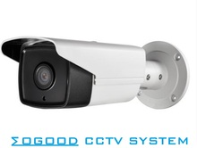Hikvision English Version DS-2CD2T25FWD-I5 2MP IP Ultra-Low Light Bullet Camera  Support EZVIZ  PoE  IR 50M Outdoor Waterproof