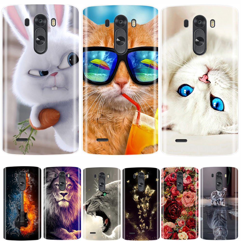 best lg g3 silicon cover floral brands and get free shipping