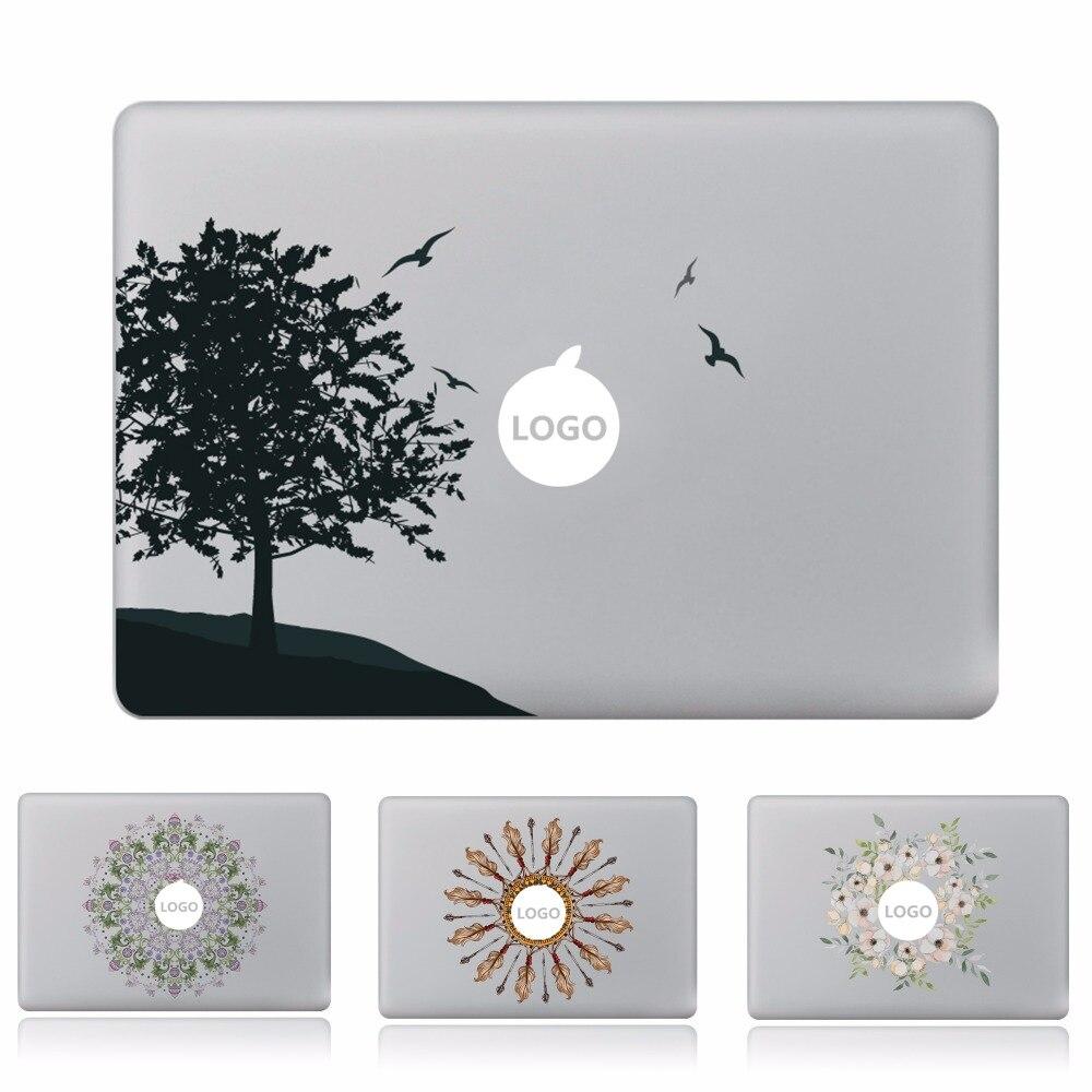 Unique Removable Vinyl Laptop Skin Sticker Protective for Macbook Air Pro Retina 11 13 15 Inch Skin MacBook case sticker