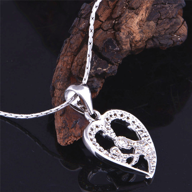 Silver Necklace  for Women