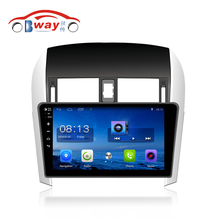 Bway 9″ Quad core car Radio for Toyota Corolla 2007 2008 2009 2010 2011 2012 android 6.0 car dvd player with Wifi,BT,SWC
