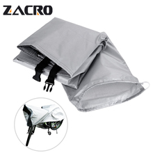 Zacro XL Bicycle Cover Rain Snow Waterproof Outdoor Dust Protector UV Protection Cycling Garage Cover for MTB Mountain Bikes