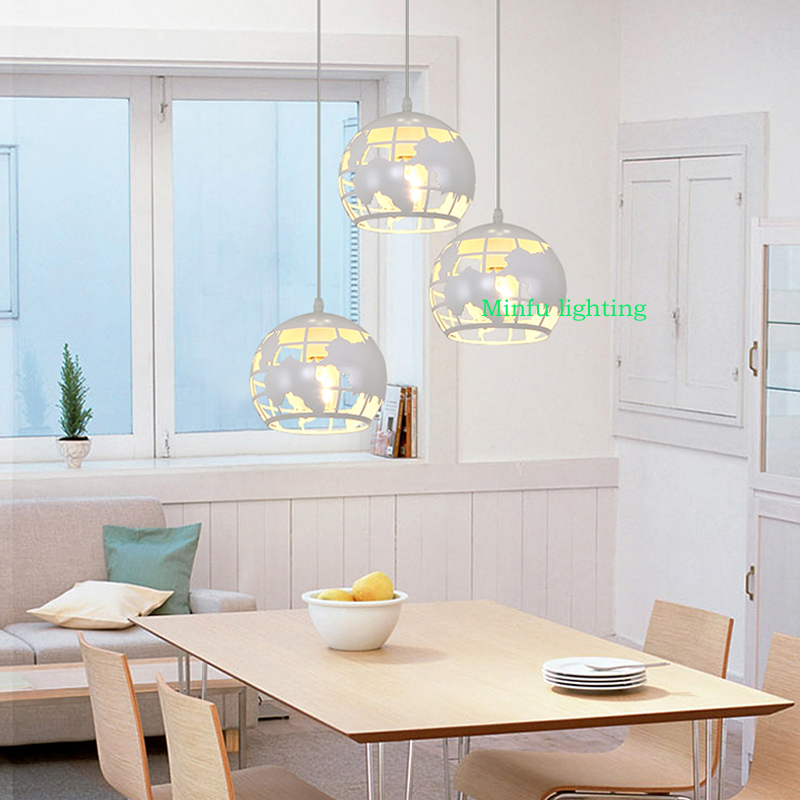 Modern Hanging Lights for Dining Room Industrial Pendant Light led Pendant Lamp Kitchen Island Lighting Fixtures Hanging Lamp hghomeart children room iron aircraft pendant light led 110v 220v e14 led lamp boy pendant lights for dining room modern hanging