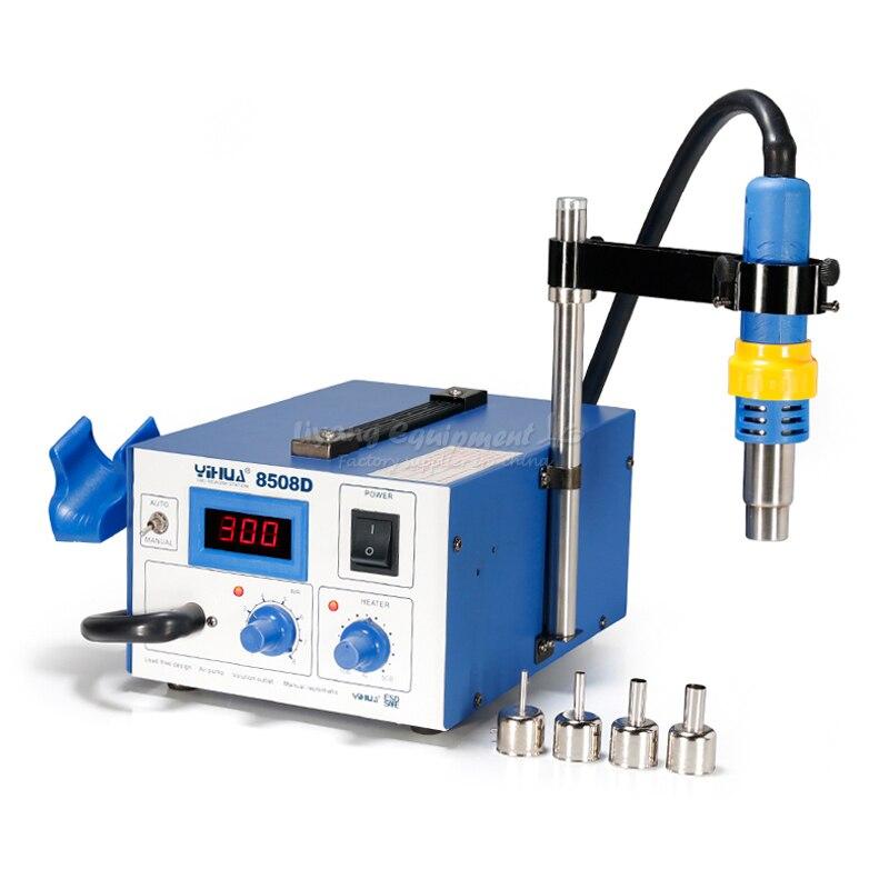 550W 2 in 1 soldering station Heat Gun YH-8508D SMD Rework machine550W 2 in 1 soldering station Heat Gun YH-8508D SMD Rework machine