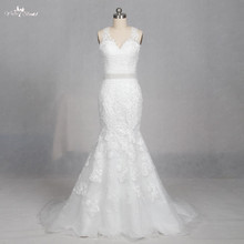 yiaibridal LZ156 Charming Floor Length Wedding Dress