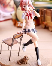 My Teen Romantic Comedy SNAFU TOO! Yui Yuigahama 1/8 Scale Pre-painted Figure Collectible Model Toy 18cm anime action figure