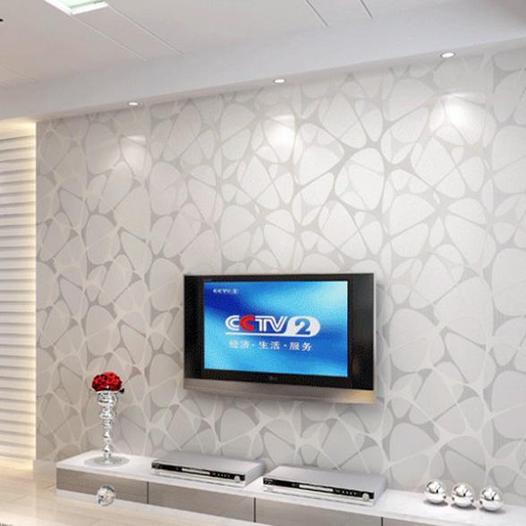Charming Water Cube Design Geométrico Moderno Simples Papel De Parede Rolo De Papel  Reunindo Sala Quarto TV Part 16