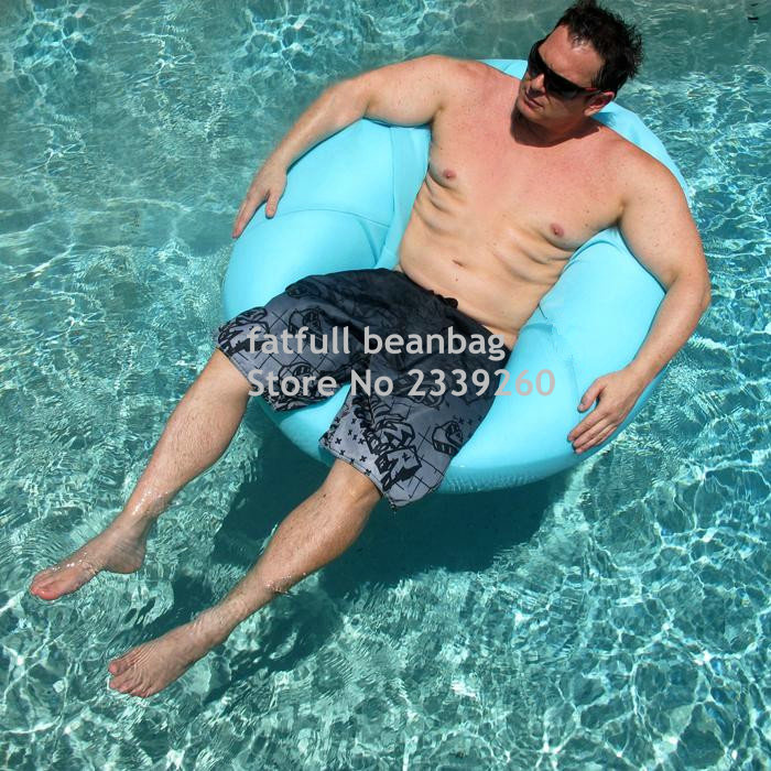 Perfect Cover Only No Filler  FAT MAN Big Size Bean Bag Floating Furniture On Water(