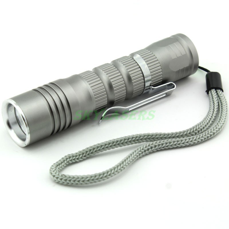 CREE XP-E Q5 LED Flashlight torch Portable Mini Flashlight cree led torch medical Flashlight For AA or 14500