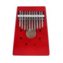 Wholesale 5X 10 Keys Birch Finger Thumb Piano Mbira
