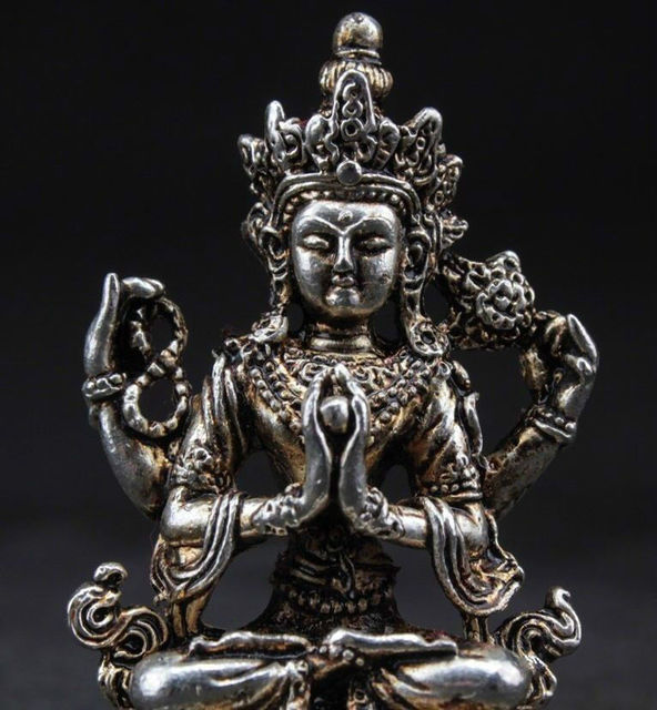 Chinese Buddha Statue 1