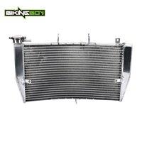 BIKINGBOY Aluminium Alloy Core Engine Radiator Cooling Cooler For Honda CBR600RR CBR 600 RR 600RR 2003