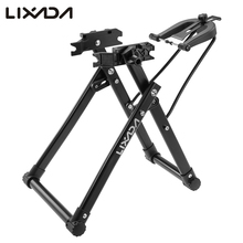 Lixada Home Mechanic Wheel Truing Stand koło rowerowe konserwacja Home Truing Stand Support Bicyle Repair Tool