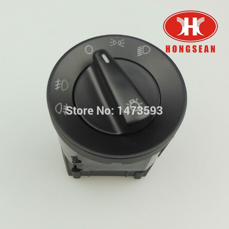 Headlight Switch for Bora A4 Golf A4 Jetta Beetle OE:1C0941531A / 1C0941531A