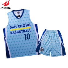 Top Quality Professional Custom Multi Colors Any logos Men's Basketball Sportswear Suit