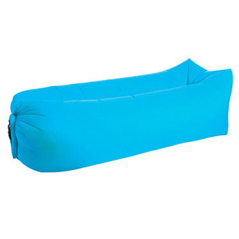 Hamac Gonflable bleu clair