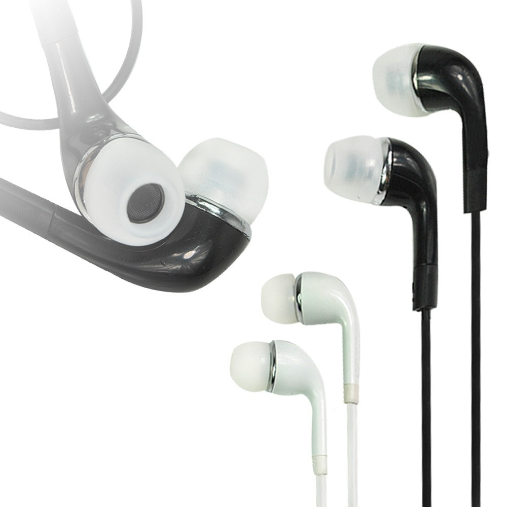 In Ear Earphone Headset for Xiaomi Redmi note 4x 32gb mp3 Music headphones with Mic earphone Headset Cheap Stereo Bass Earbuds
