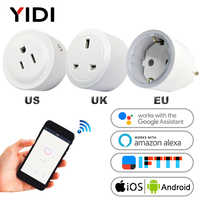 Wifi Smart Steckdose drahtlose Fernbedienung US UK EU Steckdose Stecker Home steckdose Adapter APP control Power buchse
