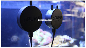 Image 1 - Air pump fish tank aquarium quiet silent mini nano aPump maxi made in Ukraine
