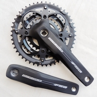Original FAS DYNA DRIVER CK 301 48/36/26*170mm/175mm 8/9 speed aluminum alloy bicycle crankset